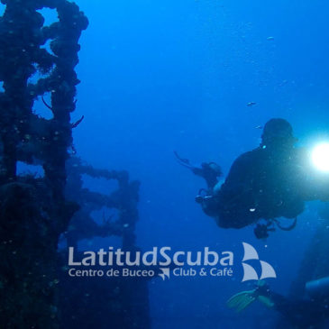 Sidemount en Key Largo